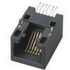 RJ12 4P oder 6P Side Entry SMD