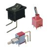 Toggle, Pushbutton and AC Power Switches