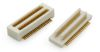0,50 mm SMD Micro Platinenverbinder, Buchse oder Stecker mit Wanne