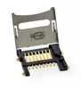 Micro SD SMD Hinge Typ