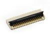0,30 mm SMD FPC  Easy-Lock ZIF Verbinder liegend 90°, Kontakte unten