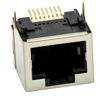SMD RJ45 8P Side Entry Geschirmt