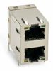 Dual Port RJ45 10/100/1000 Base-T mit LED