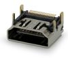 HDMI 19 Pin SMD liegend 90°