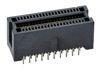 PCB Direktstecker 0,80 mm Raster, 180°