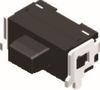 SMD Mikrotaster 90° mit seitlicher Taste 1,65 x 3,80 mm (abgedichtet)