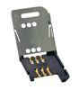 Mini SIM Card 6 Pin SMD mit Klappverriegelung