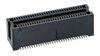 SMD PCB Direktstecker 0,80 mm Raster, 180°