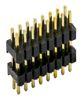 1,27 x 1,27 mm Dual Plastik Stiftleiste 2-Reihig 180°
