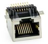 SMD RJ45 10P 8C/10C Side Entry Geschirmt m. Positionspins