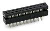 IDC Flachkabel THT Verbinder 2,00 mm für Schneid-Klemm