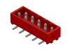1,27/2,54 mm MM Micro-Match SMD Steckerleiste 180°