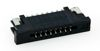 1,00 mm SMD FPC Verbinder liegend 90°, Dual-Kontakte