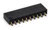 SMD Buchsenleiste 2,54 mm 1-reihig 90° Pins