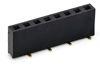 SMD Buchsenleiste 2,54mm 1-reihig 180°