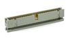IDC Flachkabel Wannenstecker 2,54 mm für Schneid-Klemm